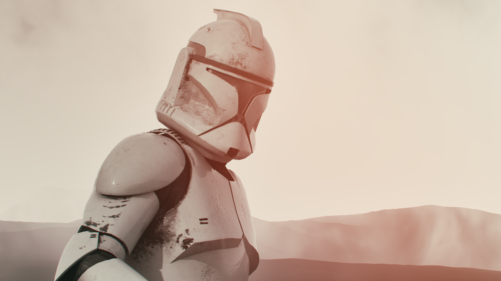 Clone Trooper Phase One Hd Wallpaper Background Image