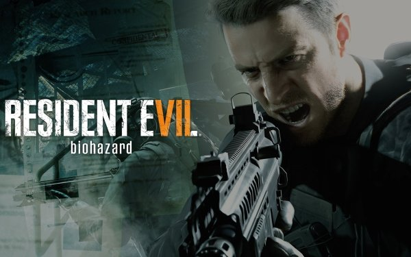 Video Game Resident Evil 7: Biohazard Resident Evil Chris Redfield HD Wallpaper | Background Image