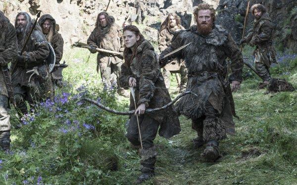 TV Show Game Of Thrones Ygritte Rose Leslie Tormund Giantsbane Kristofer Hivju HD Wallpaper | Background Image
