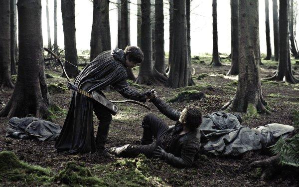 TV Show Game Of Thrones Ramsay Bolton Iwan Rheon Theon Greyjoy Alfie Allen HD Wallpaper   Background Image