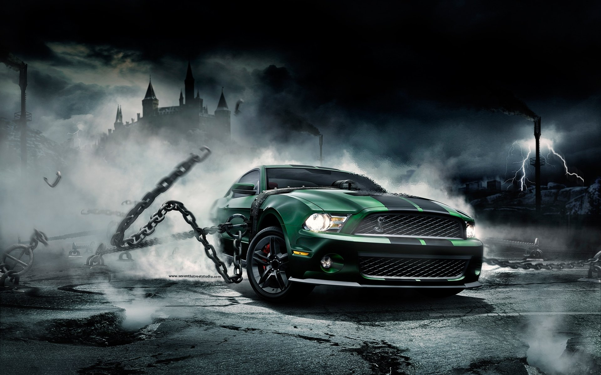 1022 Ford Mustang HD Wallpapers