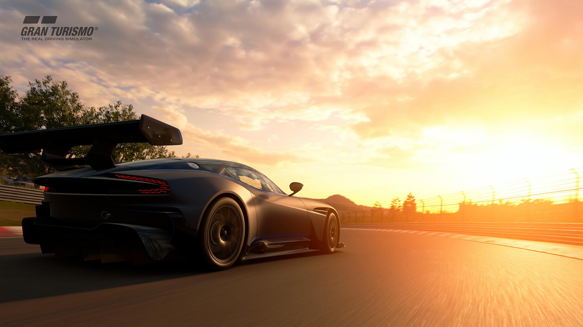 Gran Turismo Sport Iphone Wallpaper: Aston Martin Vulcan - GT SPORT HD Wallpaper
