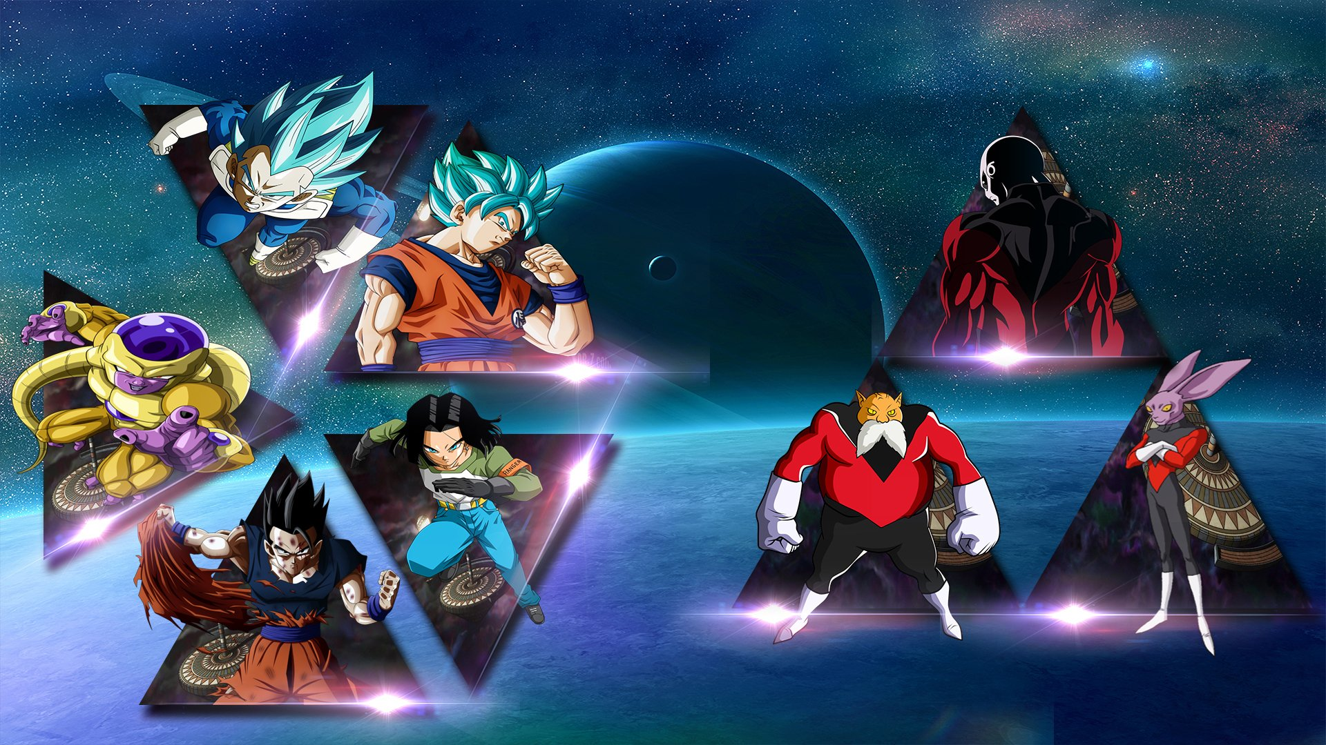 3 Dyspo Dragon Ball Hd Wallpapers Background Images Wallpaper Abyss