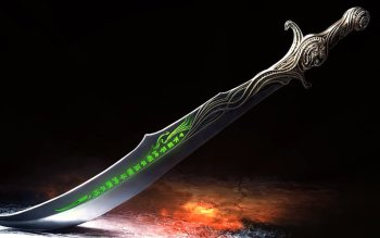 Fantasy - Weapon Wallpapers and Backgrounds ID : 89115