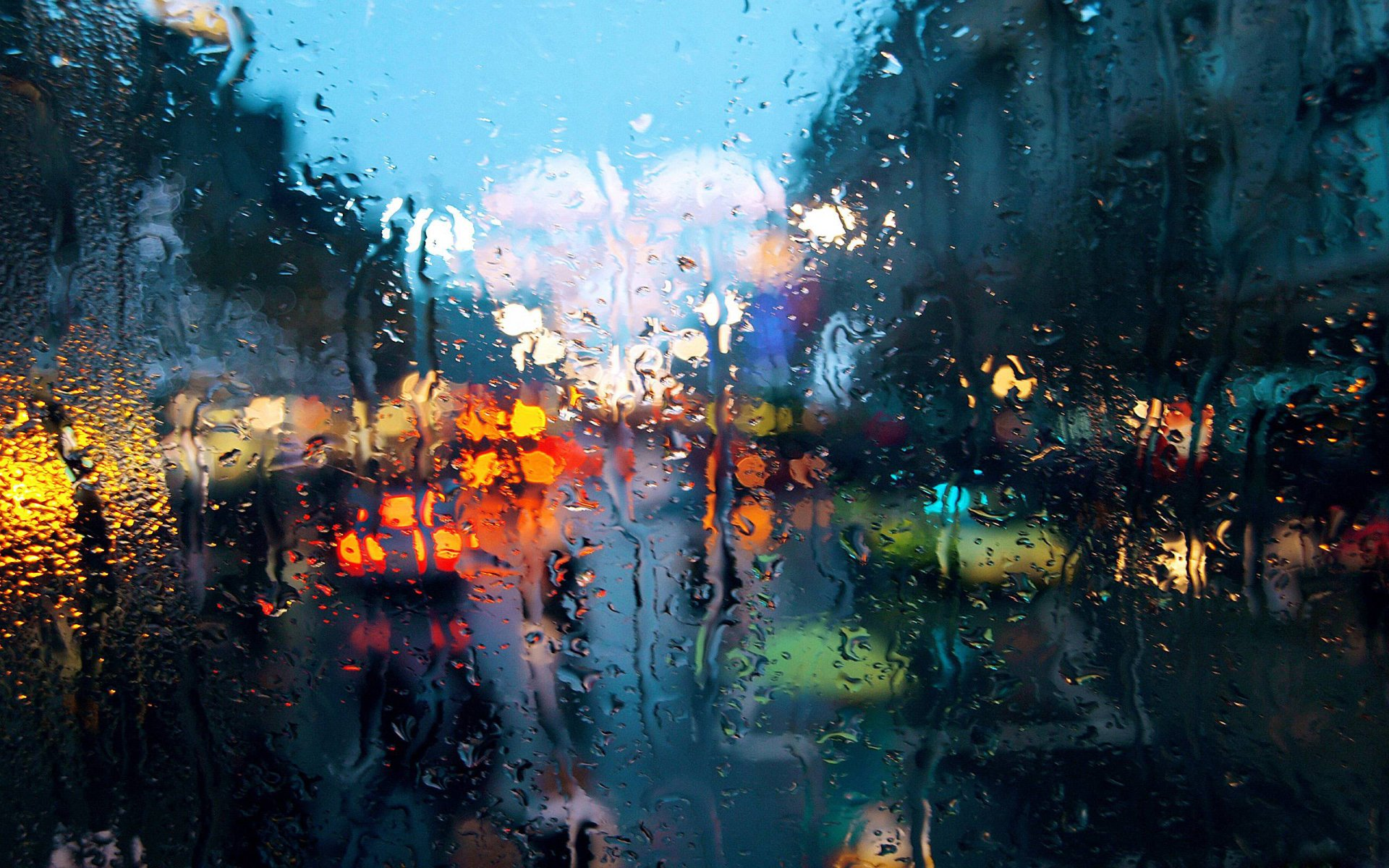 Photography - Rain  Photography Water Light Wallpaper