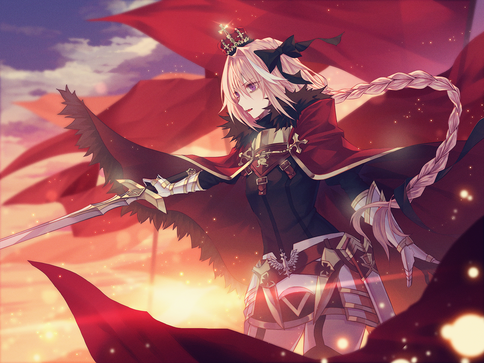 Black Order Is Here Hd Wallpaper: 1559 Fate Grand Order HD Wallpapers