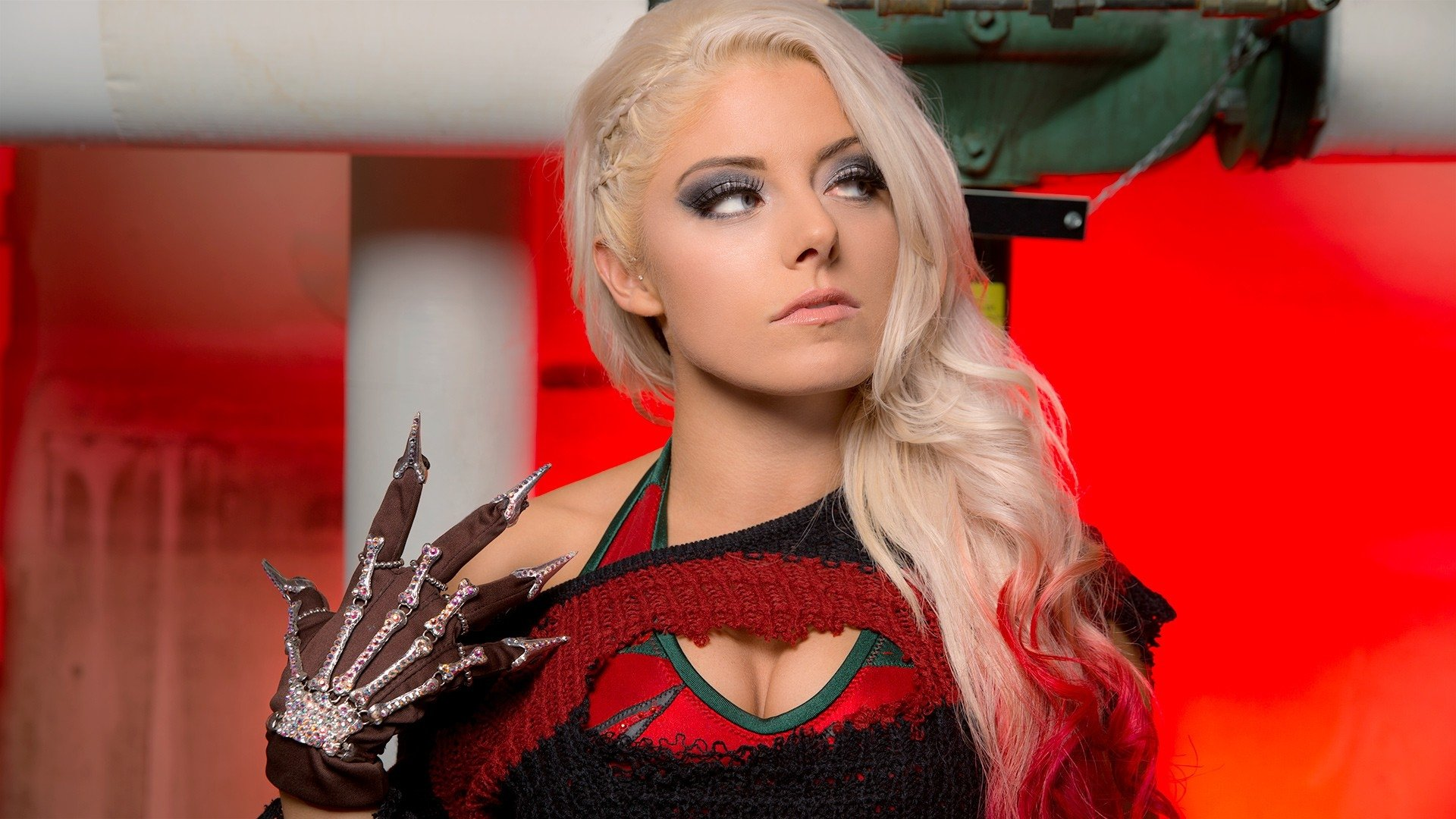 Alexa Bliss Boiler Room Beauty Fondo De Pantalla Hd Fondo