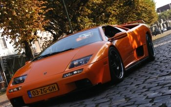 Vehicles - Lamborghini Wallpapers and Backgrounds ID : 89309