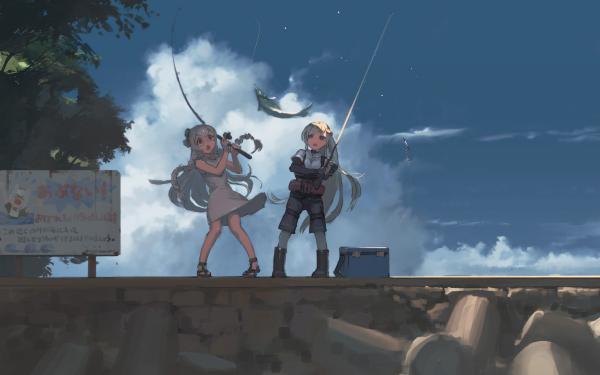 Anime Azur Lane Belfast Hammann HD Wallpaper | Background Image