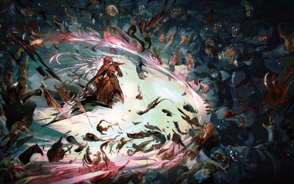 Anime Overlord Fondo de pantalla HD | Fondo de Escritorio