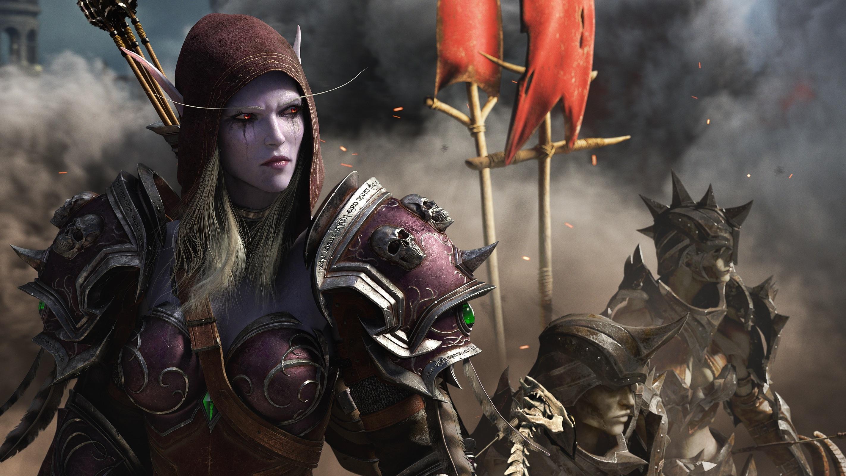 Bfa Hd Wallpaper: World Of Warcraft: Battle For Azeroth HD Wallpaper
