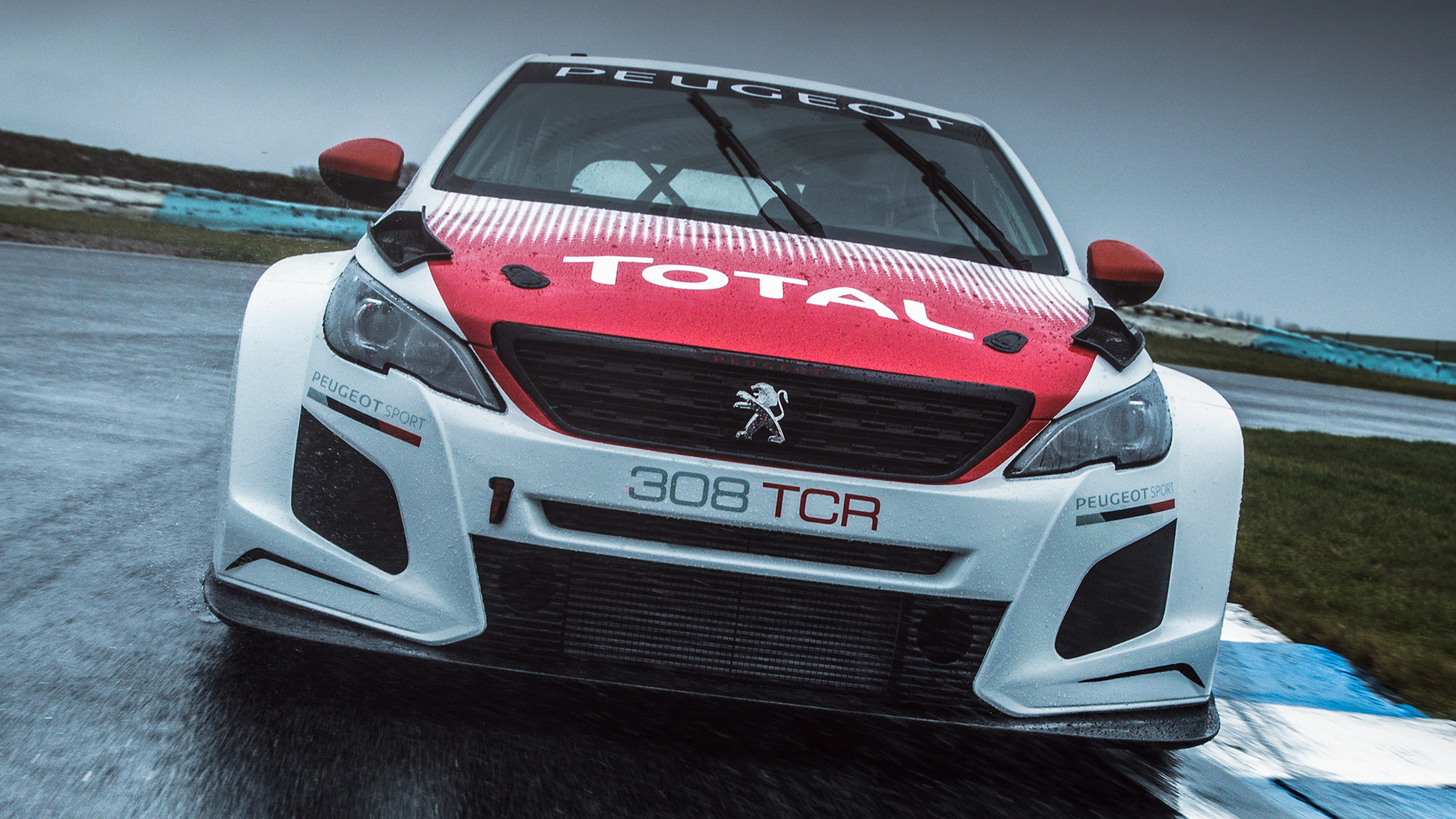 2018 Peugeot 308 Tcr Fondo De Pantalla Hd Fondo De