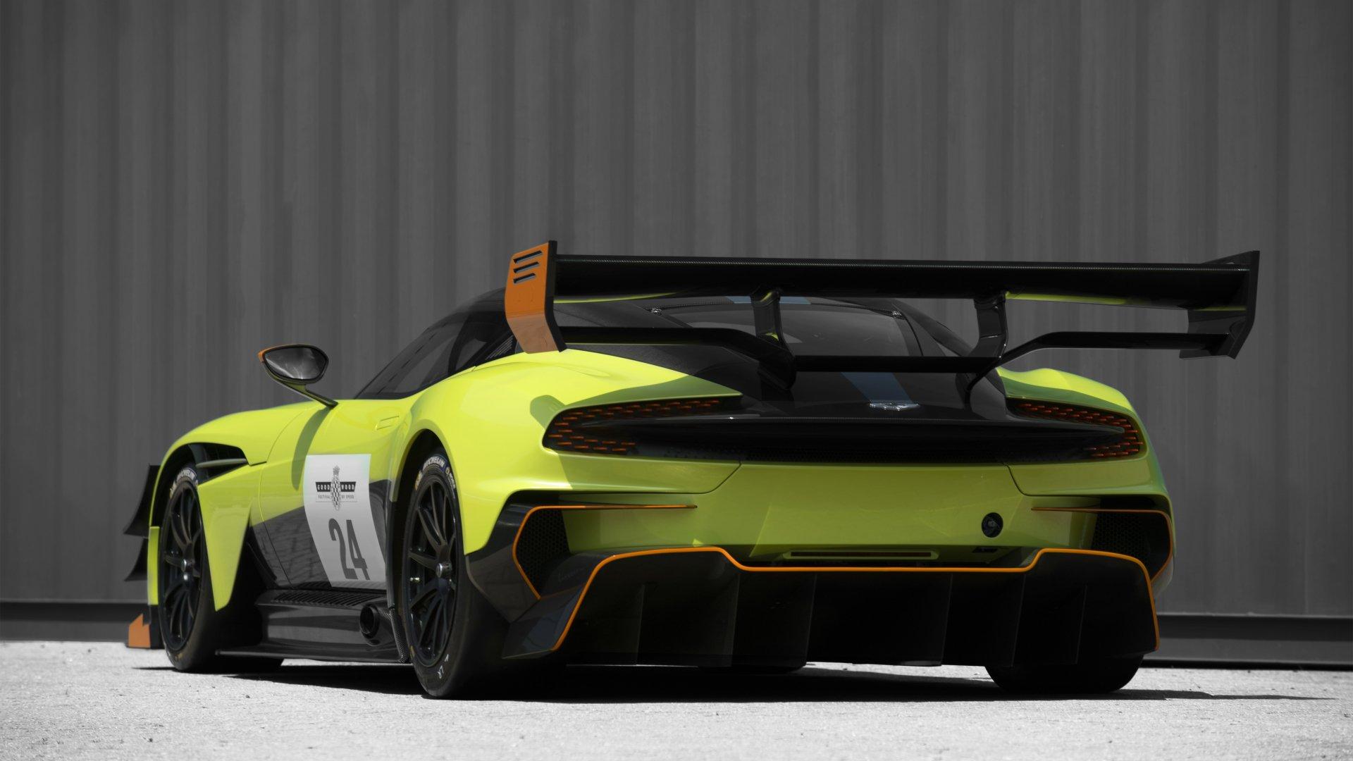 Véhicules - Aston Martin Vulcan  Aston Martin Vulcan AMR Pro Aston Martin Supercar Fond d'écran