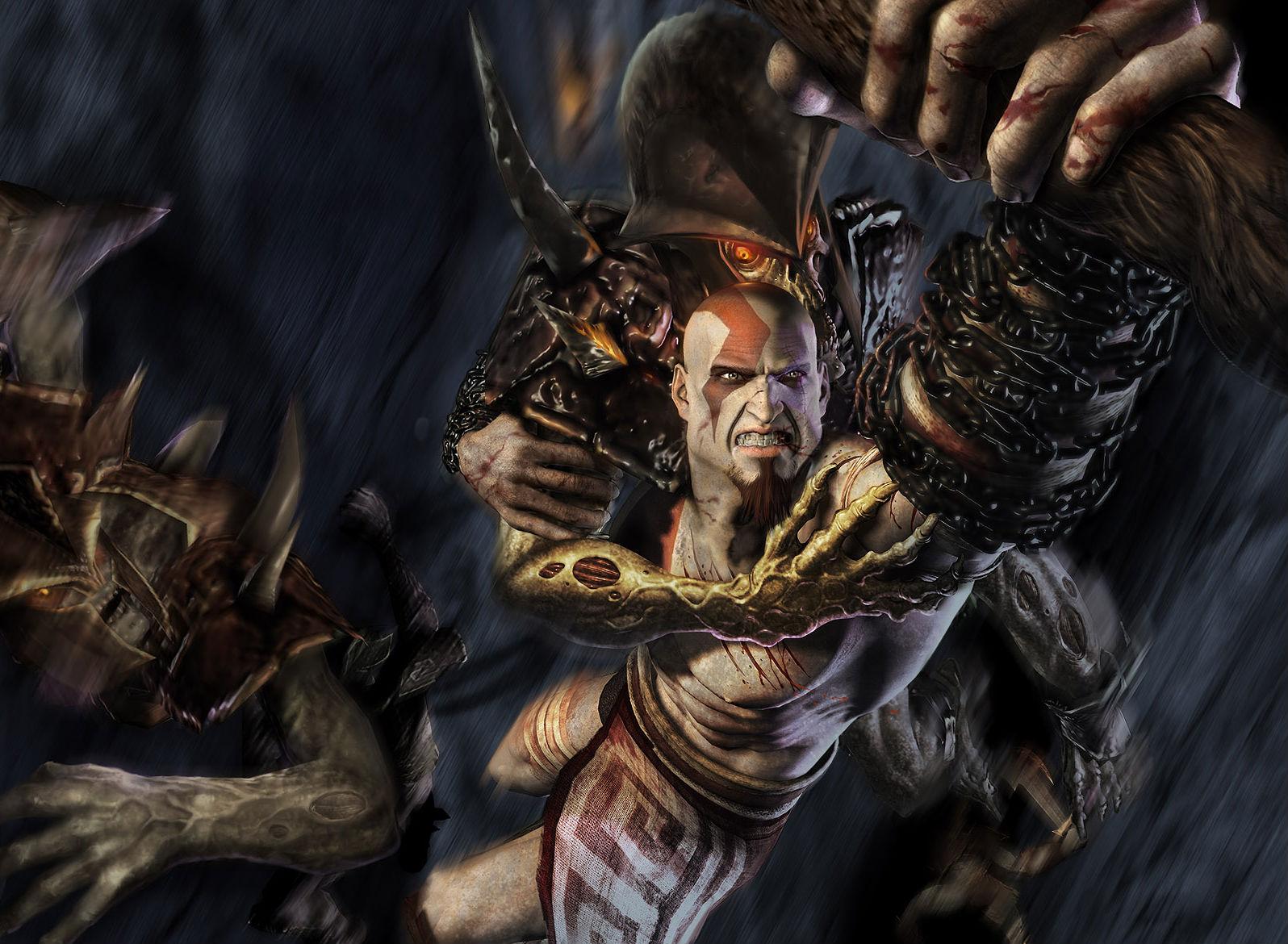 God Of War Sex Games