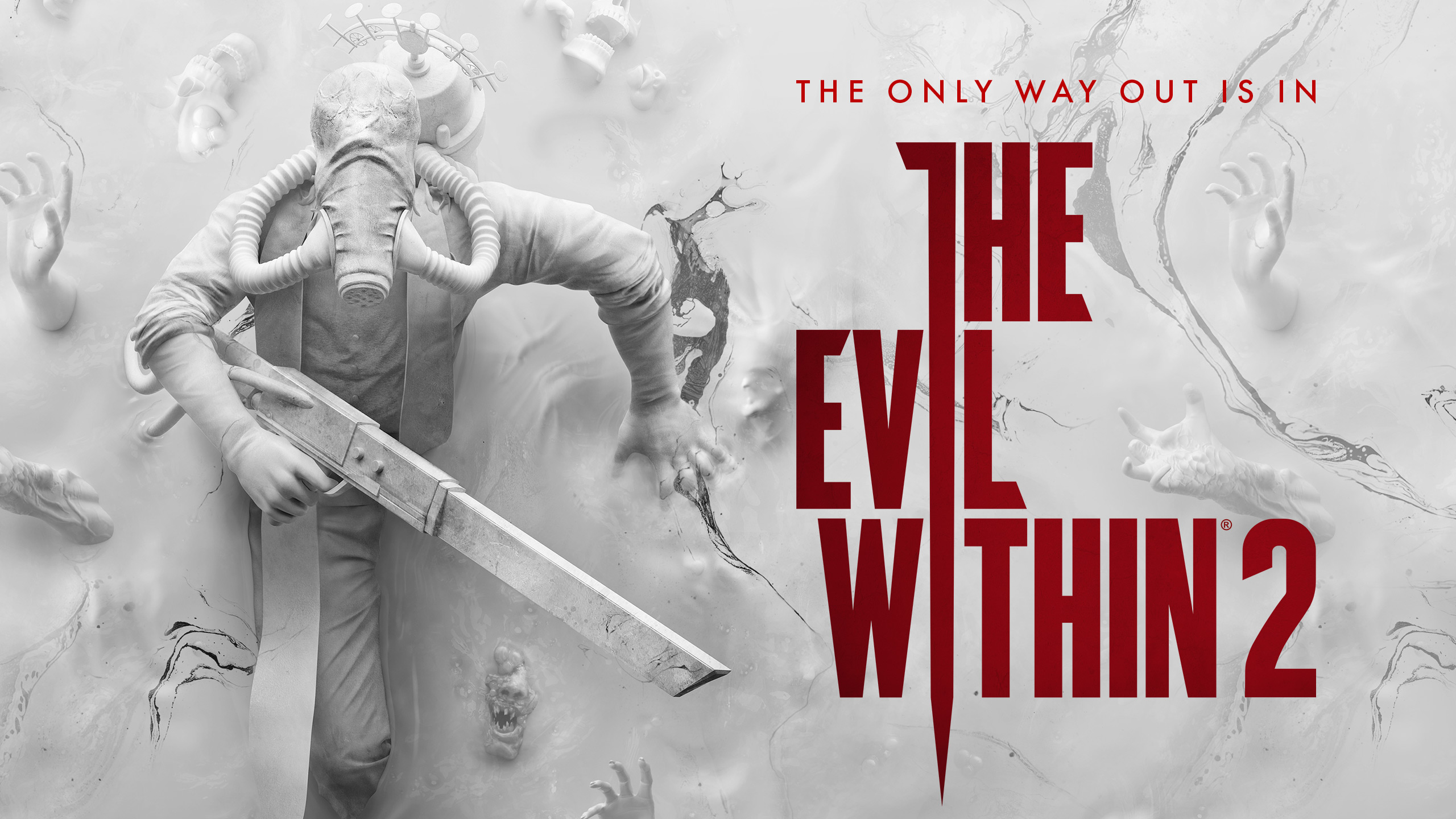 Wallpaper Theodore Harbinger The Evil Within 2 Hd: The Evil Within 2 Full HD Wallpaper And Background Image
