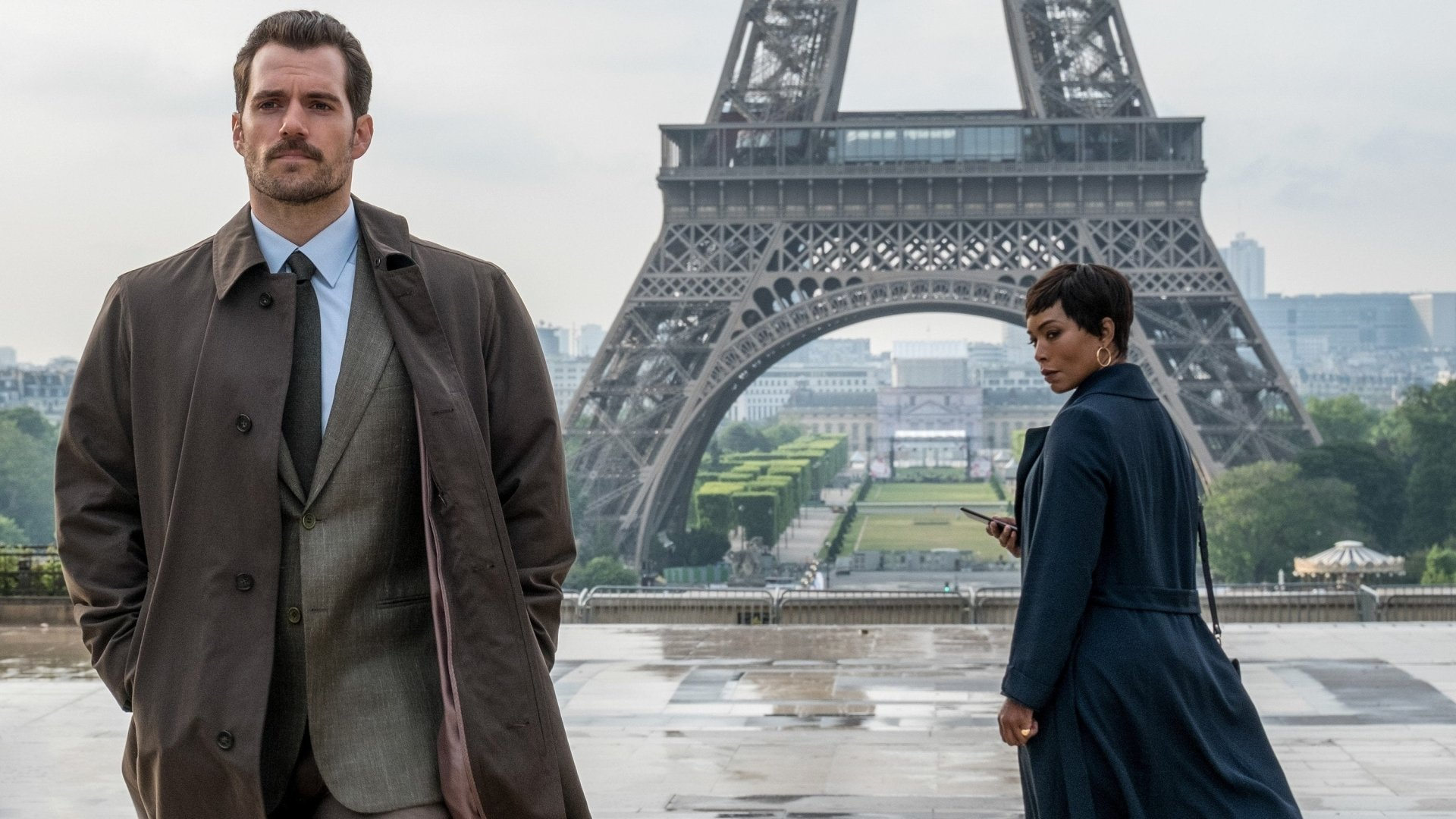 Movie - Mission: Impossible - Fallout  Henry Cavill Angela Bassett Mission: Impossible Wallpaper