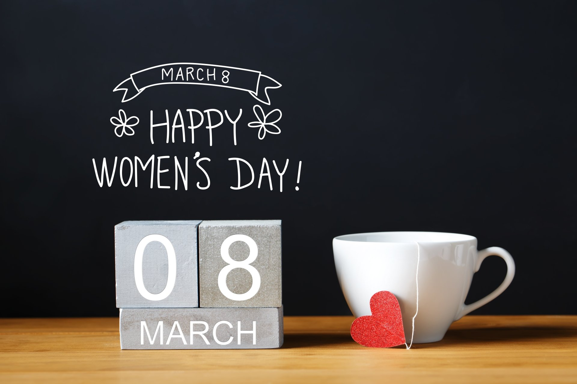 Holiday - Women's Day  Cup Happy Women's Day Wallpaper