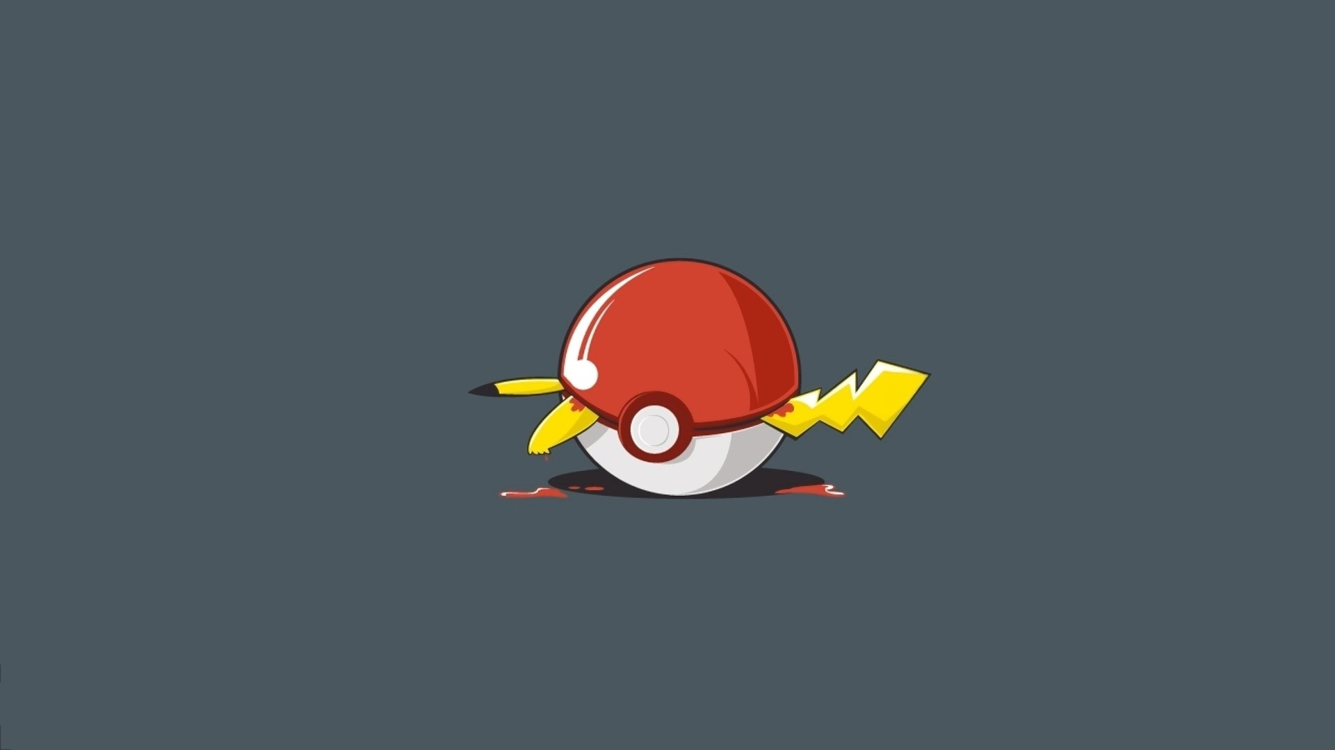 Anime - Pokémon  Pikachu Pokeball Wallpaper