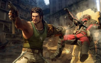 Computerspel - Bionic Commando Wallpapers and Backgrounds ID : 90287