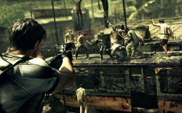 Video Game Resident Evil 5 Resident Evil Chris Redfield HD Wallpaper | Background Image