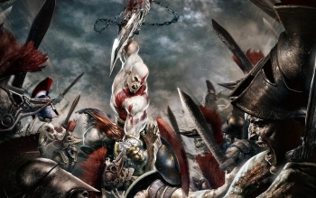 Video Game - God Of War III Wallpapers and Backgrounds ID : 90389