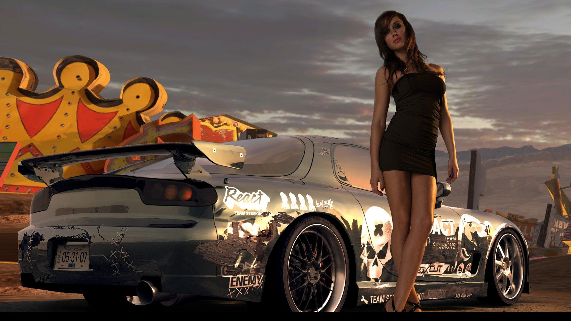11 Need For Speed: ProStreet HD Wallpapers