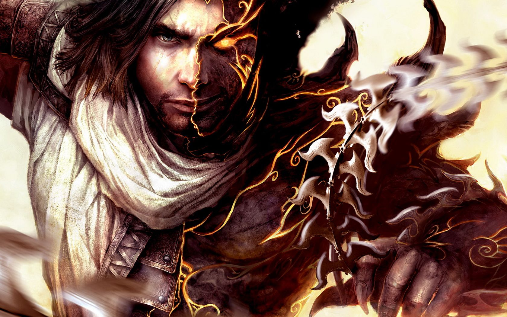 Video Game - Prince Of Persia: The Two Thrones Bakgrund