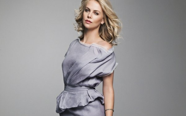 Celebrity Charlize Theron Actresses South Africa Blonde Actress South African HD Wallpaper | Background Image