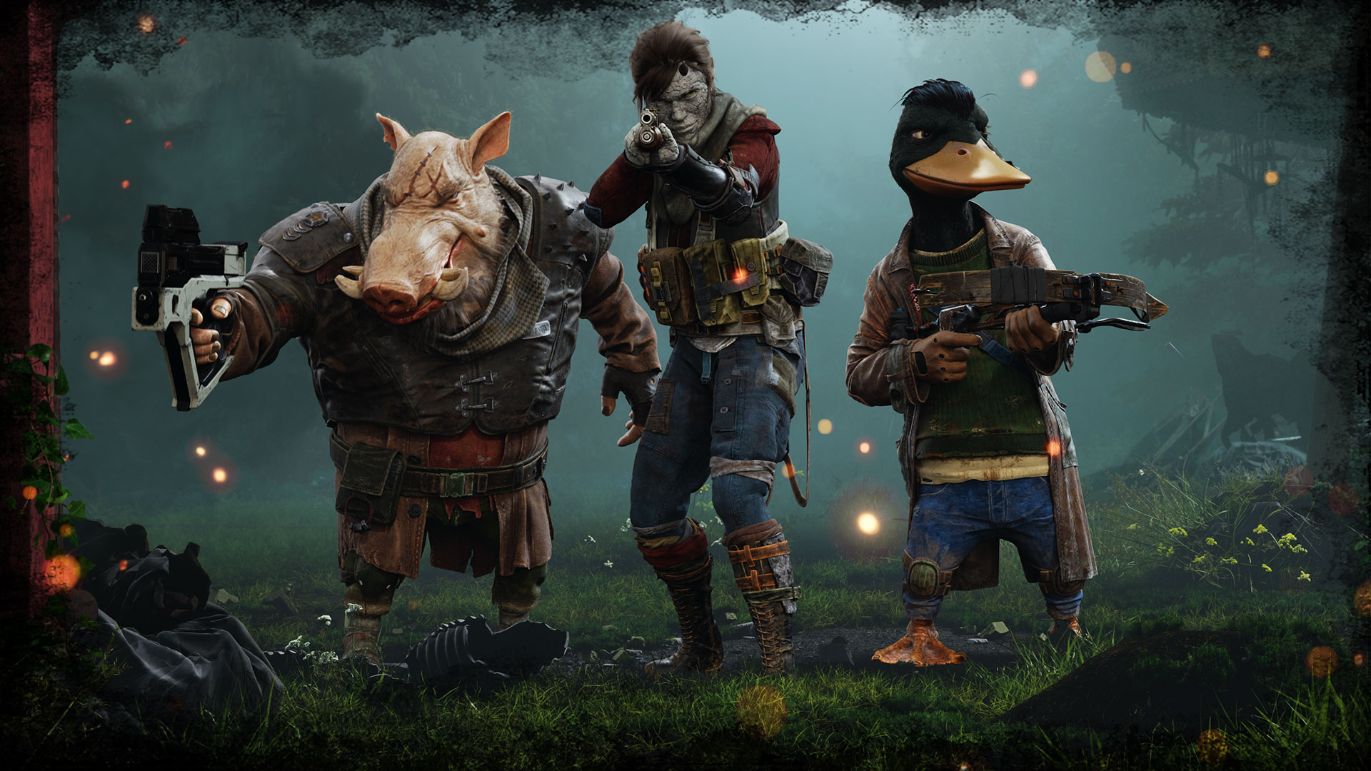 Mutant year zero road to eden full hd wallpaper and background video game mutant year zero road to eden wallpaper voltagebd Image collections