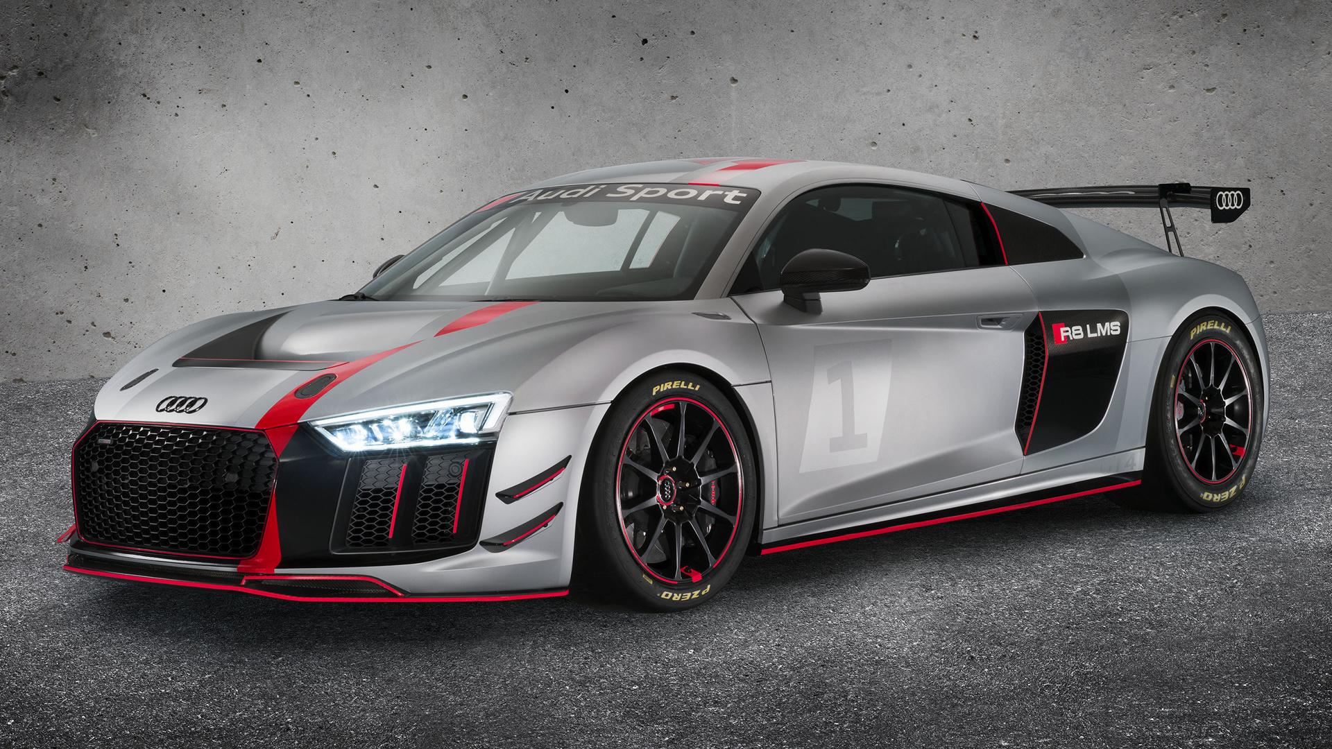 2017 Audi R8 LMS GT4 Fond d'écran HD | Arrière-Plan | 1920x1080 | ID:906799 - Wallpaper Abyss