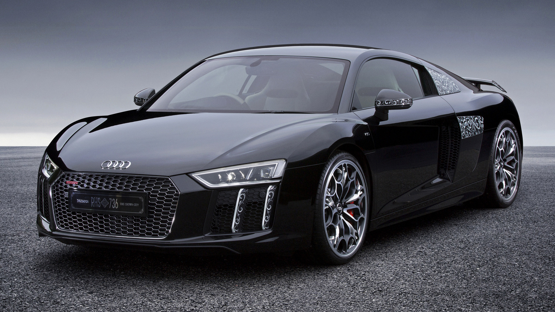 2016 Audi R8 V10 Plus Star Of Lucis Hd Wallpaper Background Image 1920x1080 Id 906804 Wallpaper Abyss