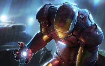 Video Game - Iron Man Wallpapers and Backgrounds ID : 90679