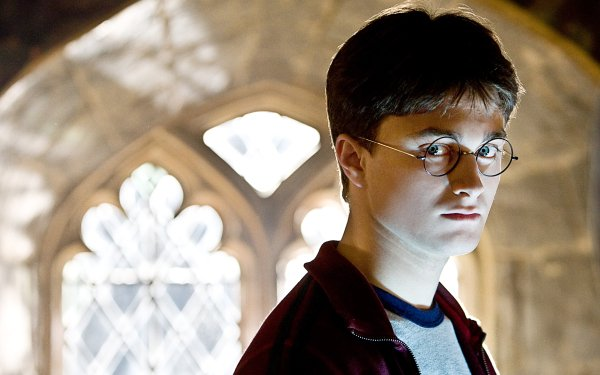 Movie Harry Potter and the Half-Blood Prince Harry Potter Glasses Daniel Radcliffe HD Wallpaper   Background Image