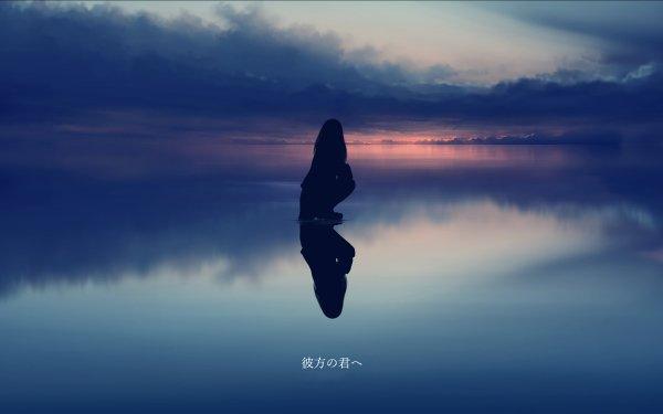 Anime Original Fantasy Landscape HD Wallpaper | Background Image