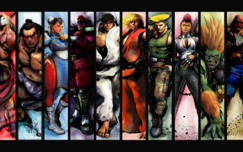 Video Game - Street Fighter Wallpapers and Backgrounds ID : 90719