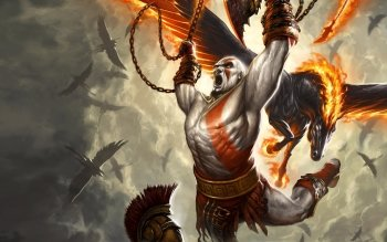 Video Game - God Of War III Wallpapers and Backgrounds ID : 90727
