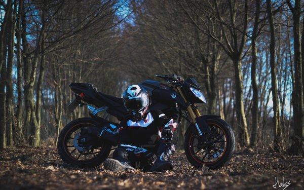 Photography Men Yamaha Motorcycle HD Wallpaper   Background Image