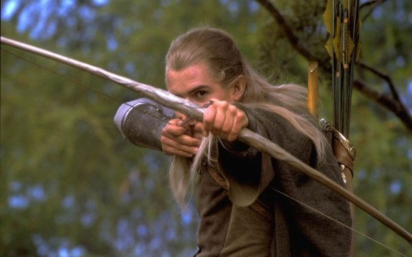 Movie The Lord of the Rings: The Fellowship of the Ring The Lord of the Rings Movies Legolas Orlando Bloom HD Wallpaper | Background Image