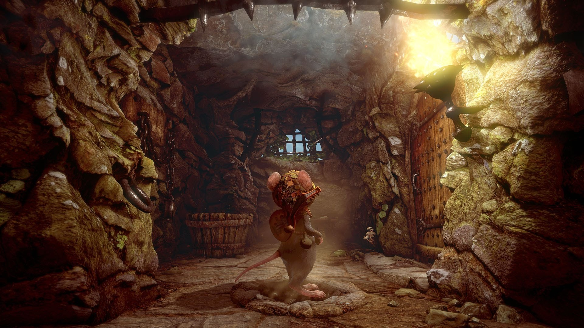 5 Ghost Of A Tale Hd Wallpapers Background Images Wallpaper Abyss