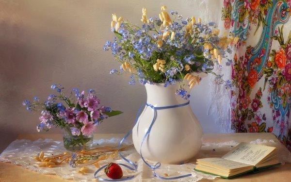 Photography Still Life Vase Flower HD Wallpaper | Background Image