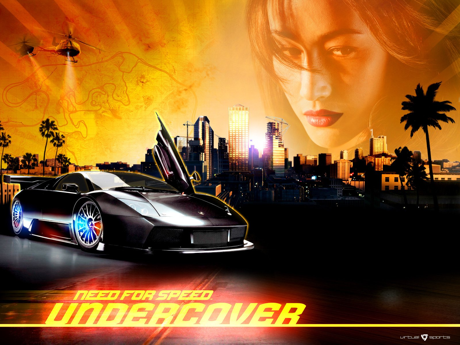 14 Need For Speed Undercover Hd Wallpapers Background Images