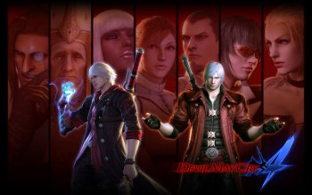 Video Game - Devil May Cry Wallpapers and Backgrounds ID : 90965