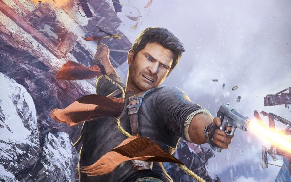 Video Game Uncharted 2: Among Thieves Uncharted HD Wallpaper | Background Image