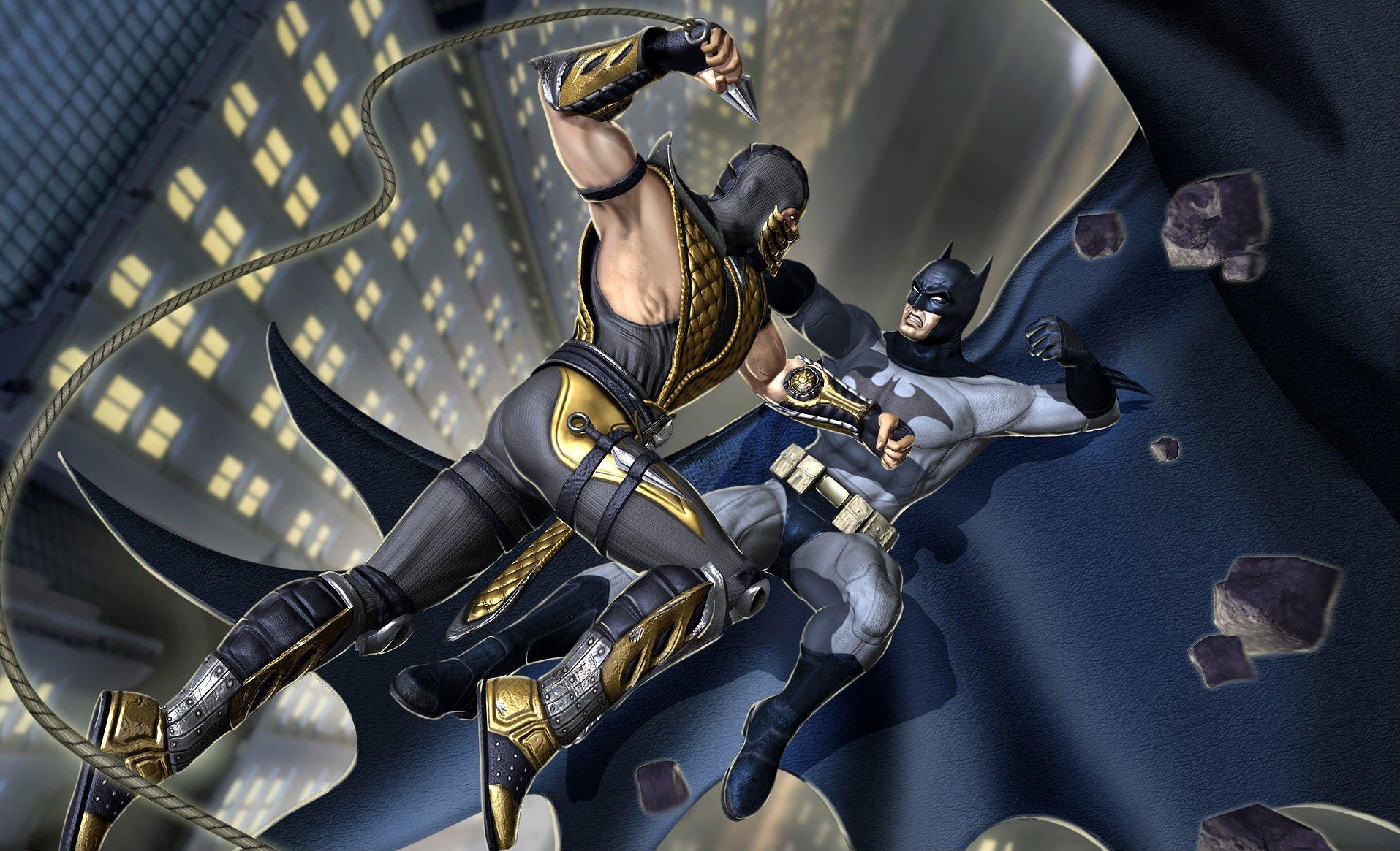 Mortal Kombat Vs. DC Universe Wallpaper and Background Image | 1915x1165 | ID:91095 - Wallpaper Abyss