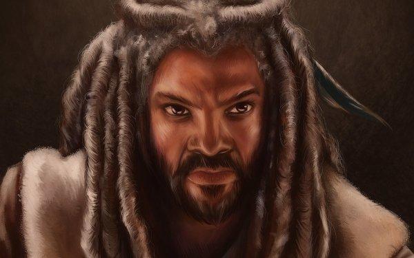TV Show The Walking Dead Ezekiel HD Wallpaper | Background Image