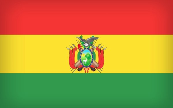 Misc Flag of Bolivia Flags Flag HD Wallpaper | Background Image