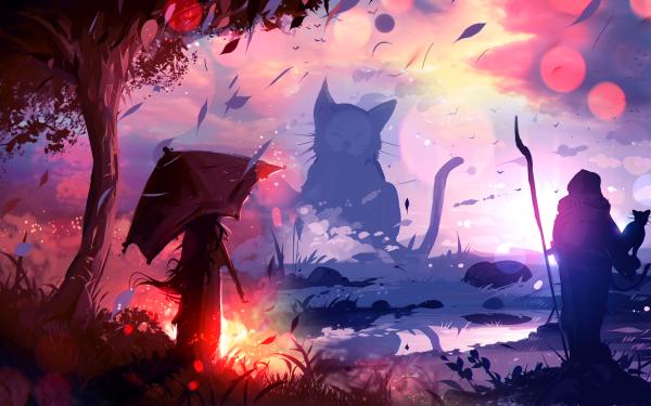 Anime Original HD Wallpaper   Background Image