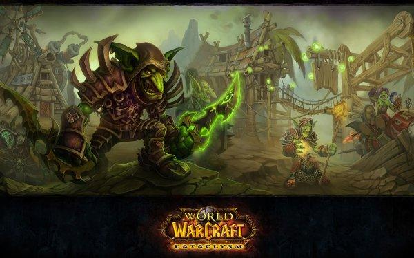 Video Game World Of Warcraft Warcraft Goblin HD Wallpaper | Background Image