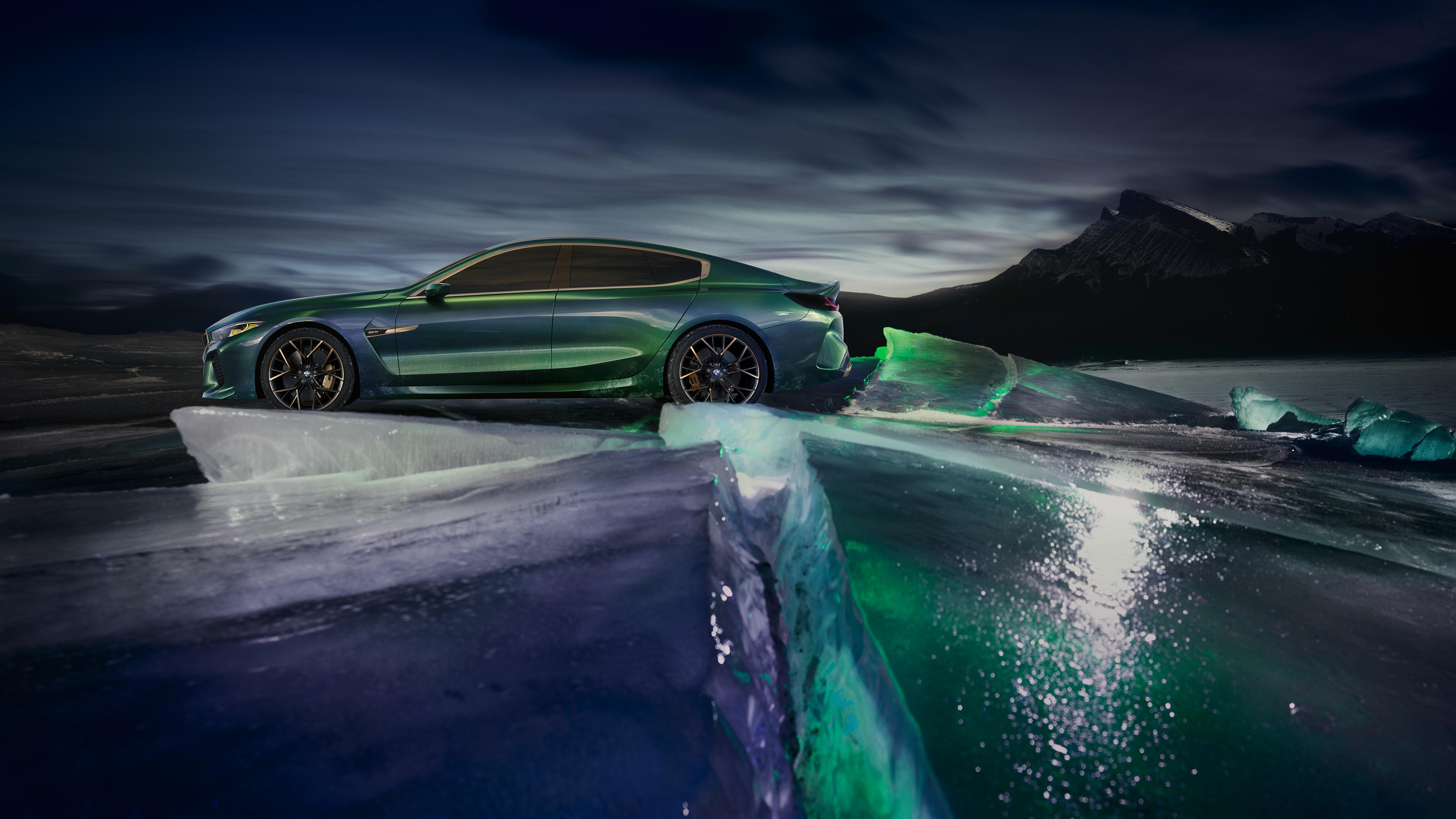 BMW M8 Gran Coupe 5k Retina Ultra HD Wallpaper ...