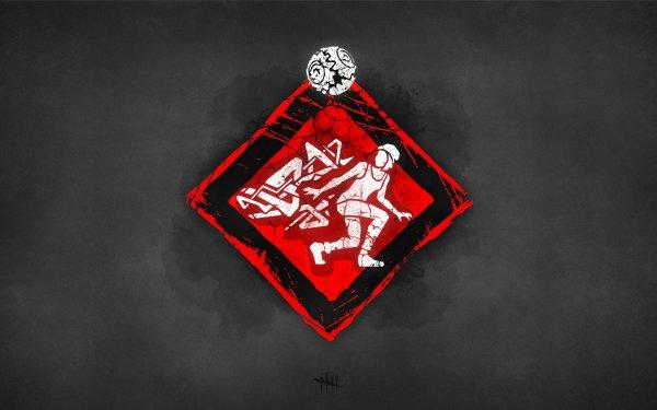 Video Game Dead by Daylight Urban Evasion Nea Karlsson Minimalist HD Wallpaper | Background Image